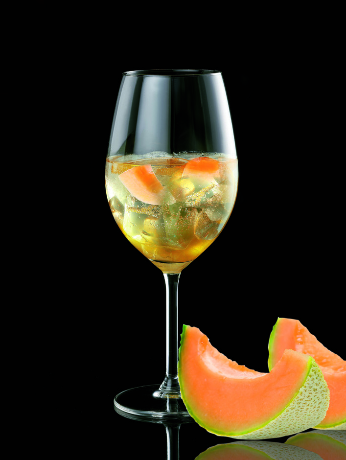 Bottega Melon_Spritz cocktail