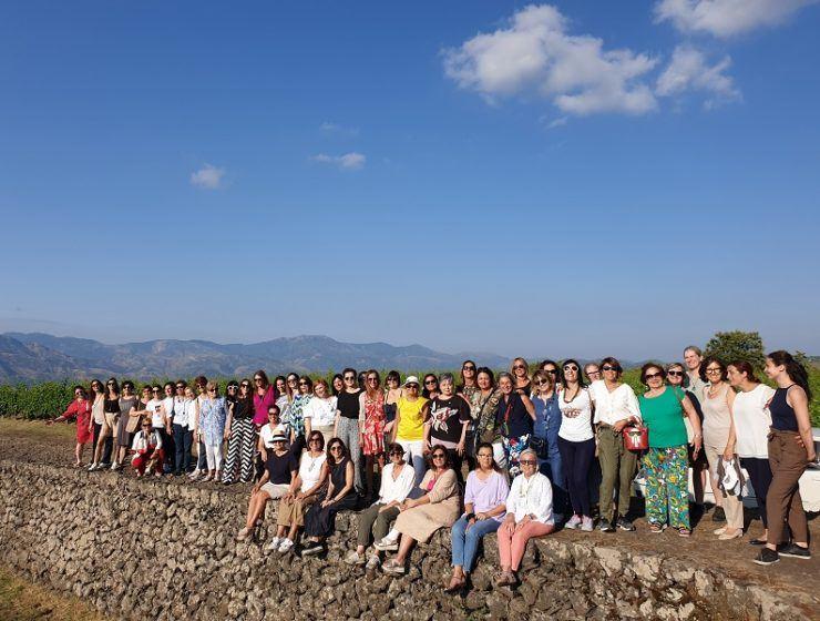 Donne del Vino in Sicilia