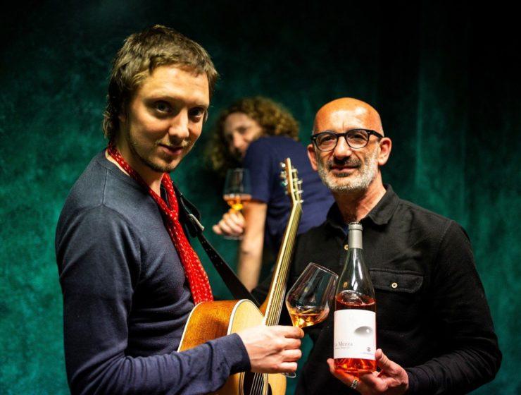 Kristian Marr e Paolo Grimaldi - Credits Giulio Oldrini
