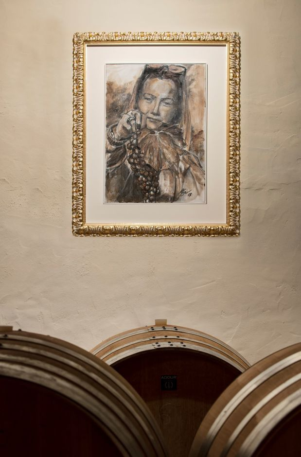 Divinità - Elisabetta Rogai - Casato Prime Donne