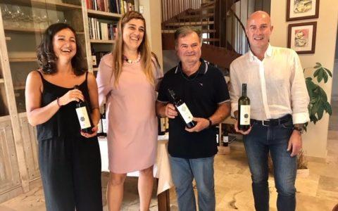 Martina Chiappini, Divina Vitale, Giovanni Chiappini, Emiliano Falsini