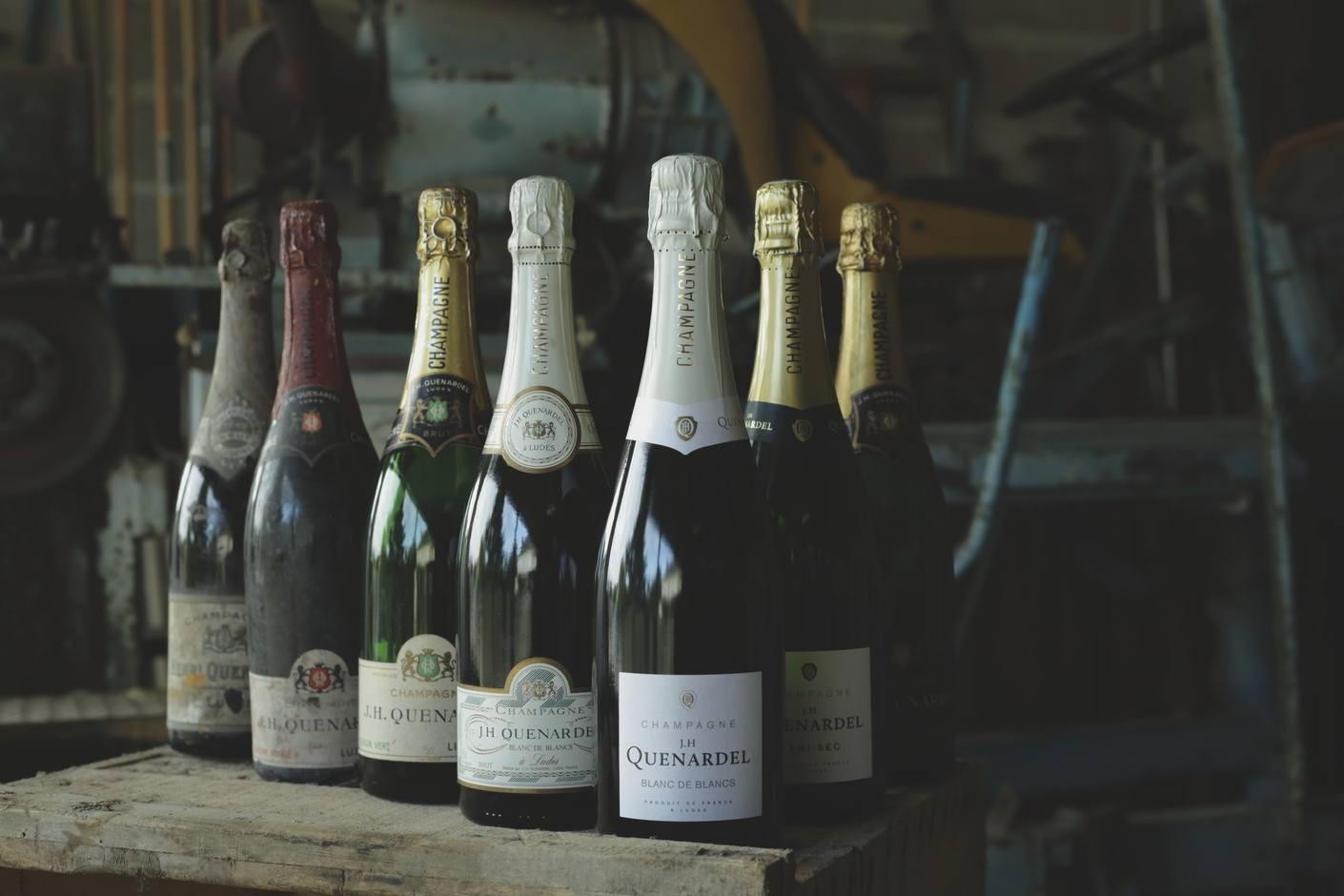 Champagne J.H. Quenardel
