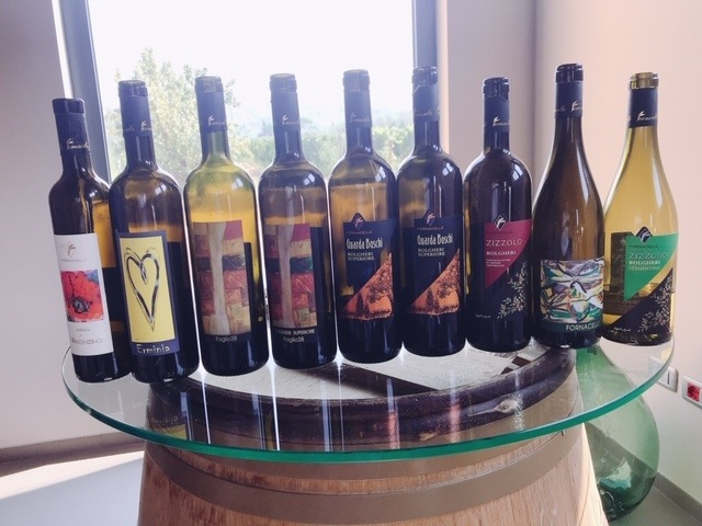 I vini di Fornacelle