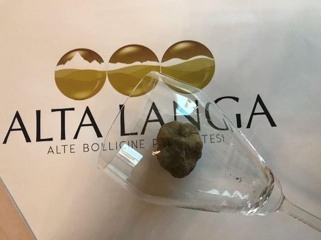 Tartufo Bianco d'Alba a Alta Langa