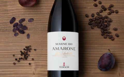 Amarone Marne 180 DOCG 2016 Tedeschi