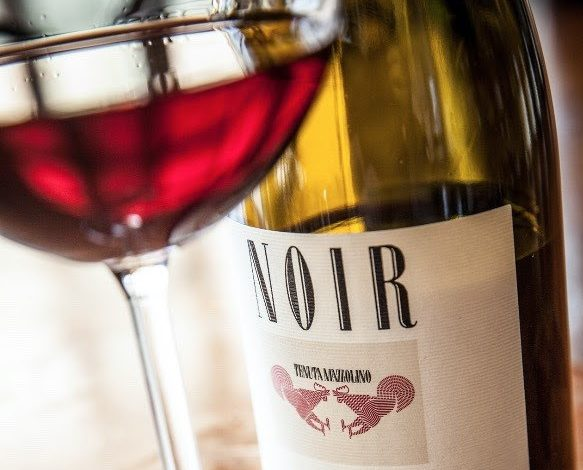 NOIR, Pinot Nero di Tenuta Mazzolino
