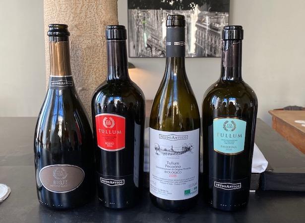 Vini in Degustazione Tullum