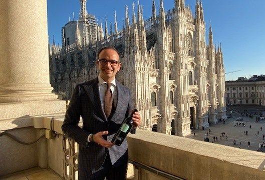 Andrea Di Fabio, Direttore commerciale e Marketing di Feudo